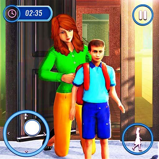 Amazing Family Game Virtual Mother Simulator  3.2 MOD APK Dwnload – free Modded (Unlimited Money) on Android