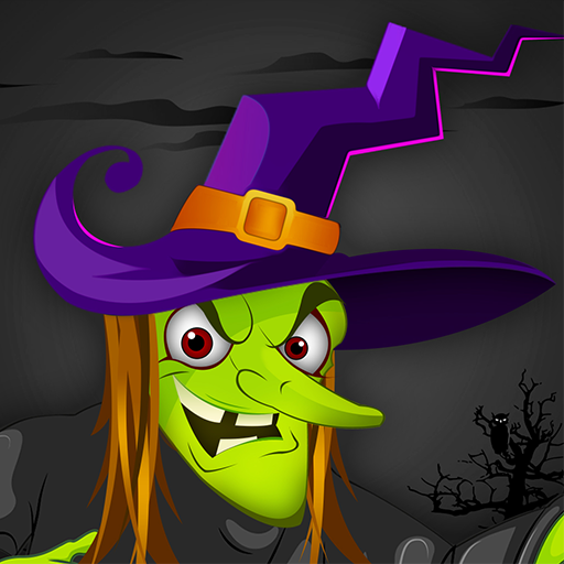 Angry Witch vs Pumpkin: Scary Halloween Game 2019 2.3  MOD APK Dwnload – free Modded (Unlimited Money) on Android