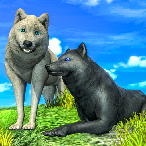 Arctic Wolf Family Simulator: Wildlife Games 17 MOD APK Dwnload – free Modded (Unlimited Money) on Android