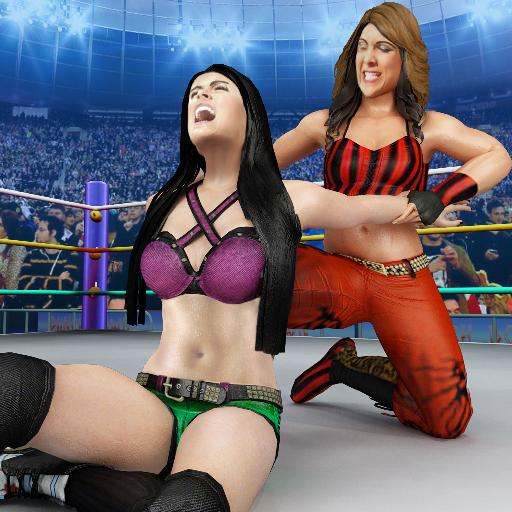 Bad Girls Wrestling Game: GYM Women Fighting Games  1.3.8 MOD APK Dwnload – free Modded (Unlimited Money) on Android