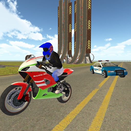 Bike Rider VS Cop Car – Police Chase & Escape Game 1.18 MOD APK Dwnload – free Modded (Unlimited Money) on Android