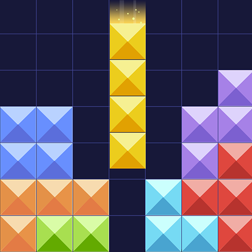 Block Crush – Popular Classic Puzzle Games 4.3 MOD APK Dwnload – free Modded (Unlimited Money) on Android