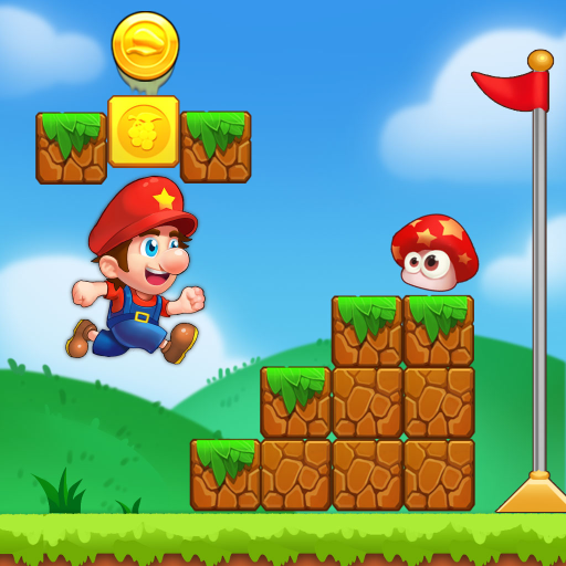 Free Bob's World : Super Run Game  1.2.8 MOD APK Dwnload – free Modded (Unlimited Money) on Android