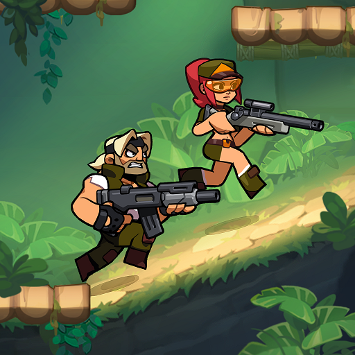 Bombastic Brothers – Top Squad.2D Action shooter. 1.5.54 MOD APK Dwnload – free Modded (Unlimited Money) on Android