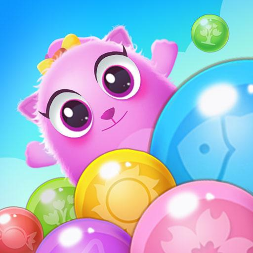 Bubble Cats – Bubble Shooter Pop Bubble Games 1.0.6 MOD APK Dwnload – free Modded (Unlimited Money) on Android