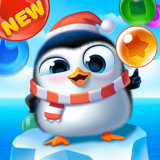 Bubble Penguin Friends  1.6.2 MOD APK Dwnload – free Modded (Unlimited Money) on Android