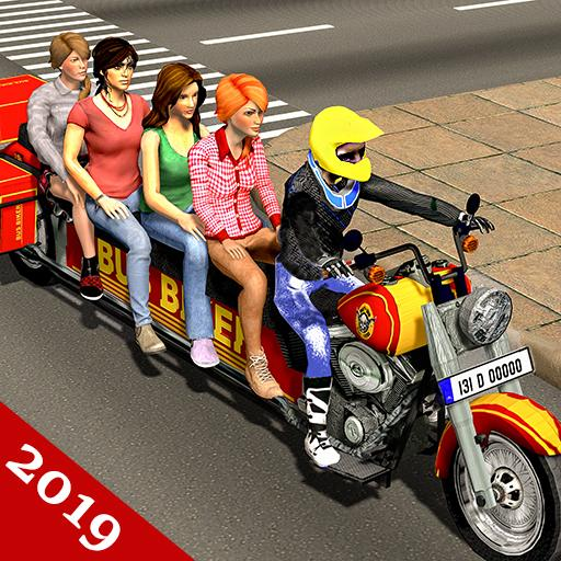 Bus Bike Taxi Driver – Transport Driving Simulator 3.1 MOD APK Dwnload – free Modded (Unlimited Money) on Android