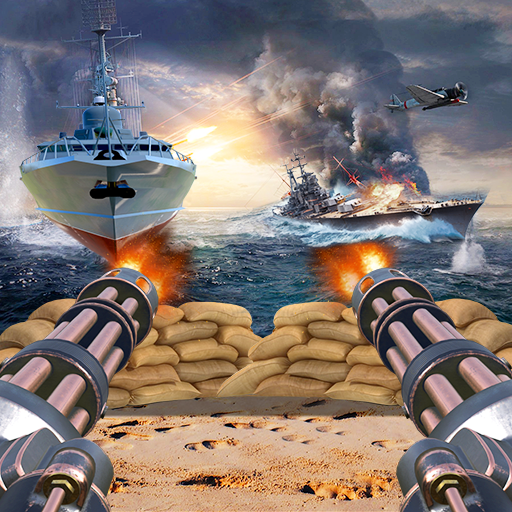 Call of Beach Defense: FPS Free Fun 3D Games 1.4  MOD APK Dwnload – free Modded (Unlimited Money) on Android