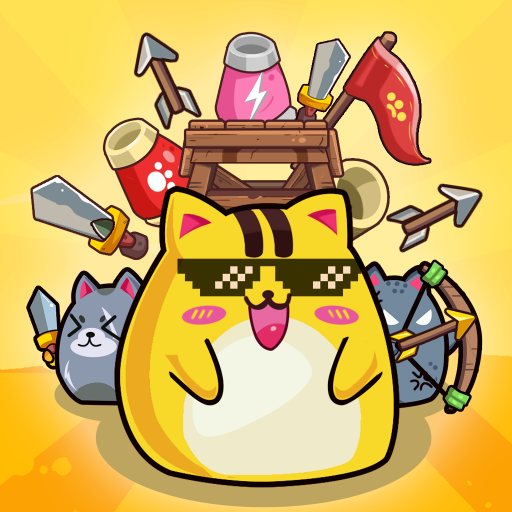 Cat'n'Robot: Idle Defense – Cute Castle TD PVP 3.2.2 MOD APK Dwnload – free Modded (Unlimited Money) on Android
