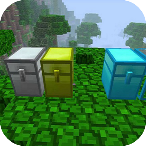 Chests Iron Mod for MCPE 4.3 MOD APK Dwnload – free Modded (Unlimited Money) on Android
