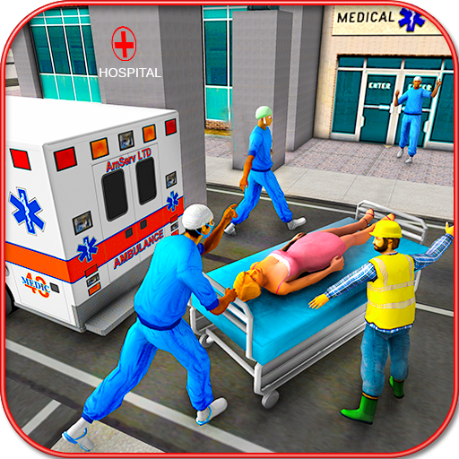 City Ambulance Rescue Simulator Games 🚑 🚁 1.0 MOD APK Dwnload – free Modded (Unlimited Money) on Android