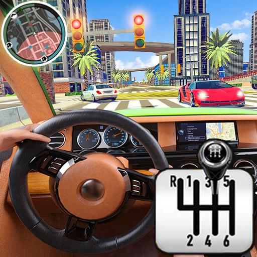 City Driving School Simulator: 3D Car Parking 2019 5.3 MOD APK Dwnload – free Modded (Unlimited Money) on Android