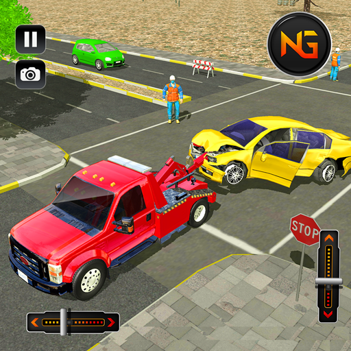 City Tow Truck Car Driving Transporter 3D 1.0.5 MOD APK Dwnload – free Modded (Unlimited Money) on Android