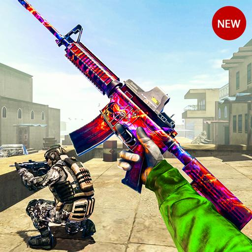 Commando Strike: Commando Anti Terrorist Shooter 1.3 MOD APK Dwnload – free Modded (Unlimited Money) on Android