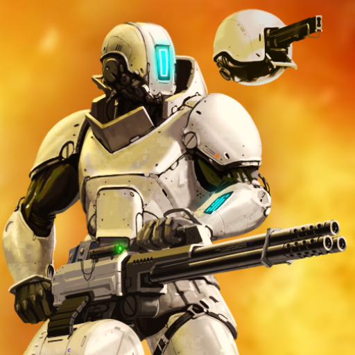 CyberSphere SciFi Third Person Shooter  2.10 MOD APK Dwnload – free Modded (Unlimited Money) on Android