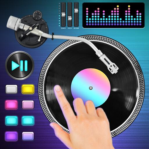 DJ Mix Effects Simulator 1.4.2 MOD APK Dwnload – free Modded (Unlimited Money) on Android