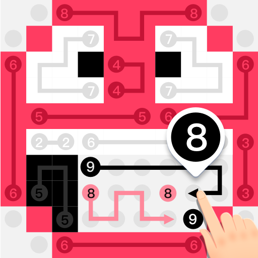 Draw Puzzle : Pixel Connect Dots 0.9.8 MOD APK Dwnload – free Modded (Unlimited Money) on Android