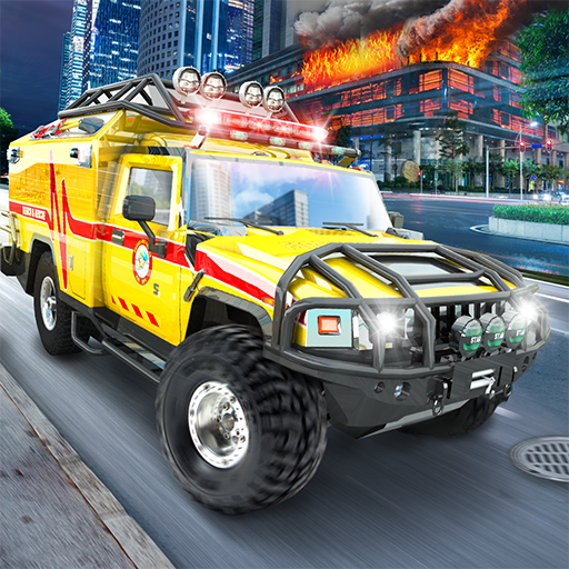 Emergency Driver Sim: City Hero 1.3 MOD APK Dwnload – free Modded (Unlimited Money) on Android