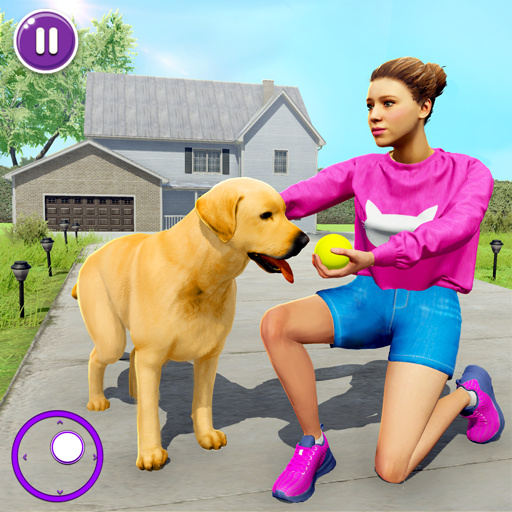 Family Pet Dog Home Adventure Game 1.2.6  MOD APK Dwnload – free Modded (Unlimited Money) on Android
