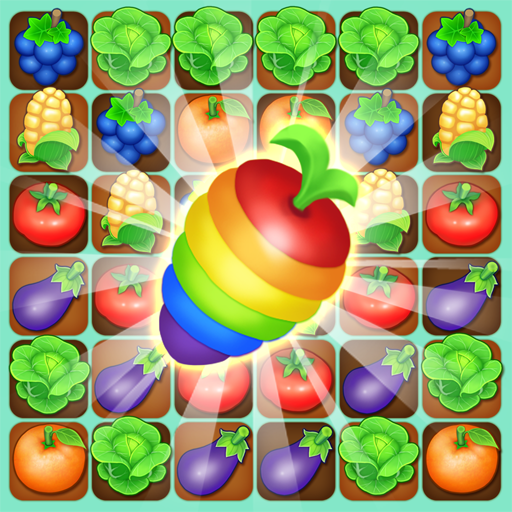 Farm Raid Cartoon Match 3 Puzzle 1.0.50 MOD APK Dwnload – free Modded (Unlimited Money) on Android
