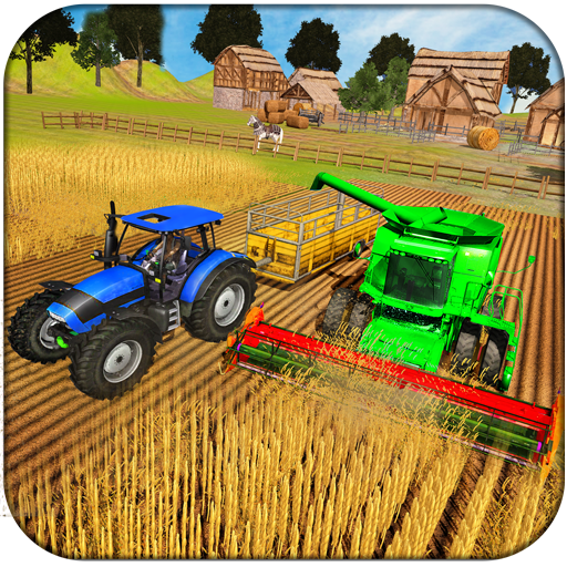 Farming Tractor Driver Simulator : Tractor Games 1.7.5  MOD APK Dwnload – free Modded (Unlimited Money) on Android