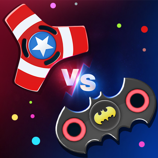 Fidget Spinner .io Game 170.1 MOD APK Dwnload – free Modded (Unlimited Money) on Android