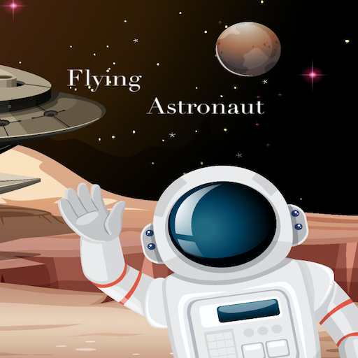 Flying Astronaut Game: Jump in Space and Collect 4.2 MOD APK Dwnload – free Modded (Unlimited Money) on Android