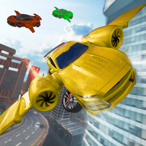 Flying Car Driving 2020 – Real Driving Simulator 1.5 MOD APK Dwnload – free Modded (Unlimited Money) on Android