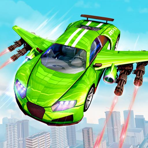 Flying Robot Car: Robot Fighting Games 2.3 MOD APK Dwnload – free Modded (Unlimited Money) on Android
