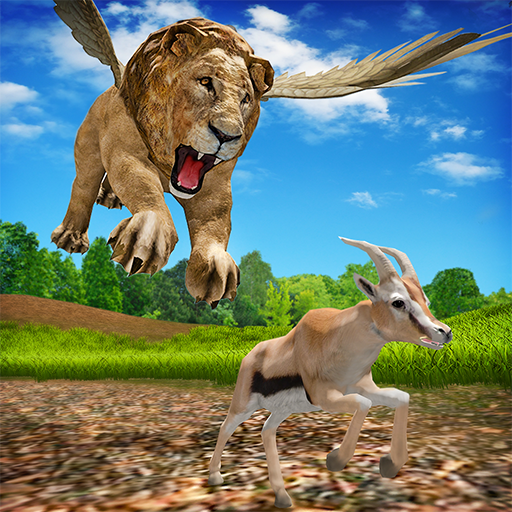 Flying Wild Animal Survival Simulator 1.2.1 MOD APK Dwnload – free Modded (Unlimited Money) on Android