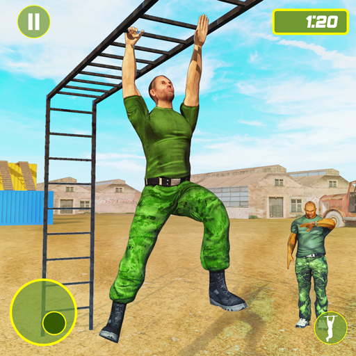 Free Army Training Game: US Commando School 1.2 MOD APK Dwnload – free Modded (Unlimited Money) on Android