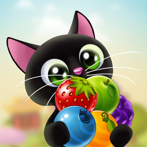 Fruity Cat –  bubble shooter! 1.62.3 MOD APK Dwnload – free Modded (Unlimited Money) on Android