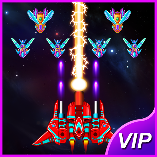 Galaxy Attack: Alien Shooter  32.7 MOD APK Dwnload – free Modded (Unlimited Money) on Android