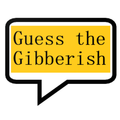 Guess the gibberish game – word games / challenge  1.36 MOD APK Dwnload – free Modded (Unlimited Money) on Android