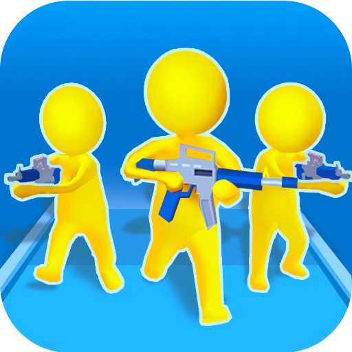 Gun Clash 3D: Imposter Battle  2.2.5 MOD APK Dwnload – free Modded (Unlimited Money) on Android
