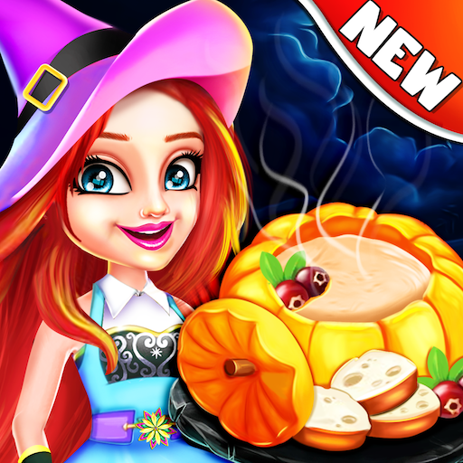 Halloween Cooking : Chef Restaurant Cooking Games  1.4.33 MOD APK Dwnload – free Modded (Unlimited Money) on Android