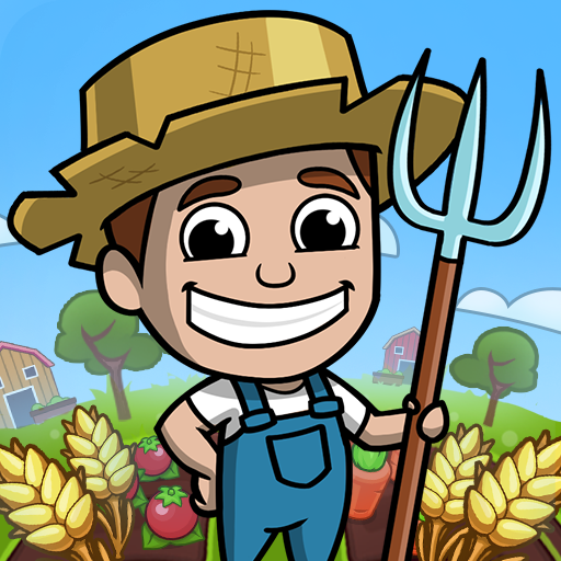 Idle Farm Tycoon – Merge Simulator 1.0 MOD APK Dwnload – free Modded (Unlimited Money) on Android