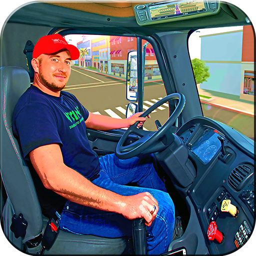 In Truck Drivin 2.1 Modded (Unlimited Money) on Android