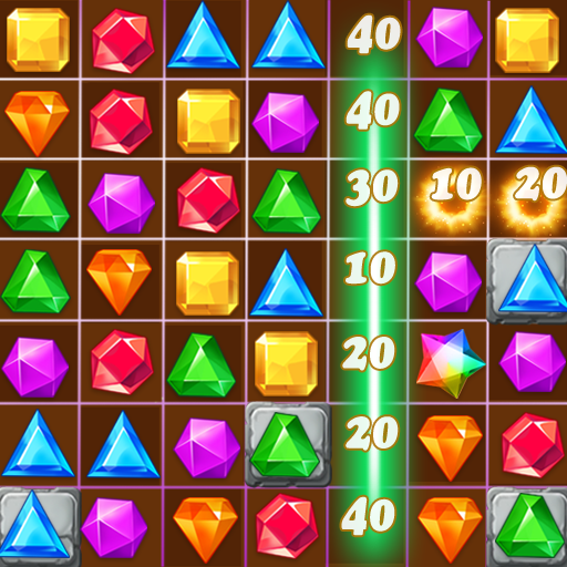 Jewels Classic Jewel Crush Legend  4.0.6 MOD APK Dwnload – free Modded (Unlimited Money) on Android