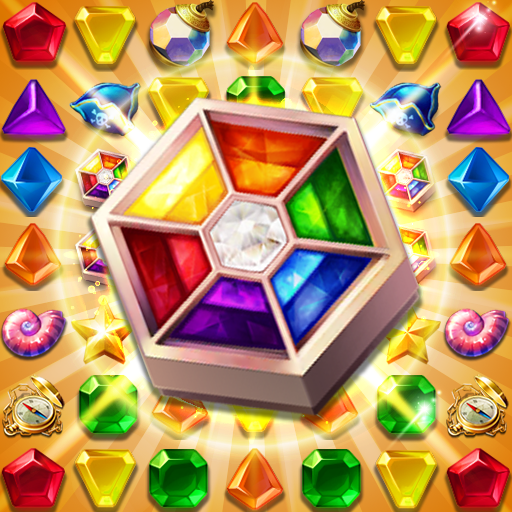 Jewels Fantasy : Quest Temple Match 3 Puzzle 1.8.4 MOD APK Dwnload – free Modded (Unlimited Money) on Android