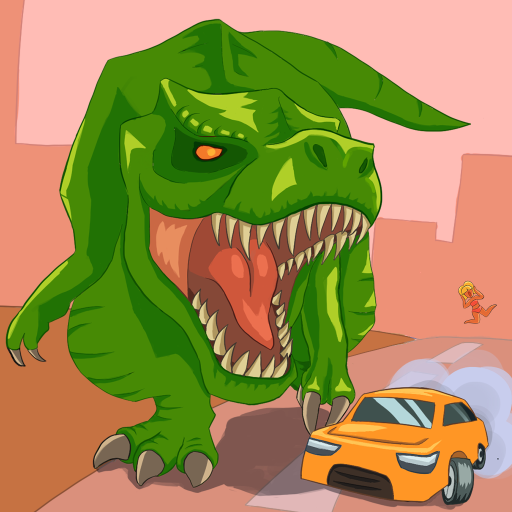 Jurassic Dinosaur: City rampage 2.12 MOD APK Dwnload – free Modded (Unlimited Money) on Android