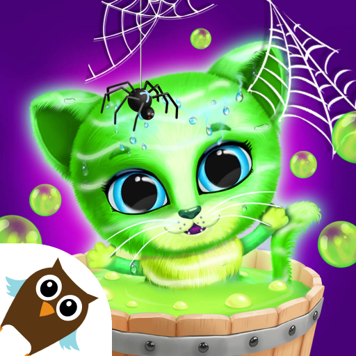 Kiki & Fifi Halloween Salon – Scary Pet Makeover 5.0.11505  MOD APK Dwnload – free Modded (Unlimited Money) on Android