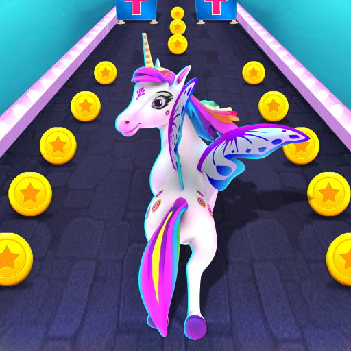 Magical Pony Run Unicorn Runner  1.19 MOD APK Dwnload – free Modded (Unlimited Money) on Android