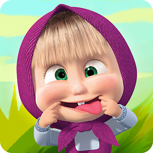 Masha and the Bear Child Games  MOD APK Dwnload – free Modded (Unlimited Money) on Android 3.3.8