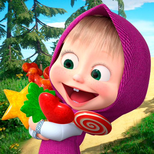 Masha and the Bear: Running Games for Kids 3D 1.1 MOD APK Dwnload – free Modded (Unlimited Money) on Android