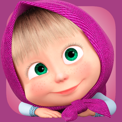 Masha and the Bear. Games & Activities 5.7 MOD APK Dwnload – free Modded (Unlimited Money) on Android
