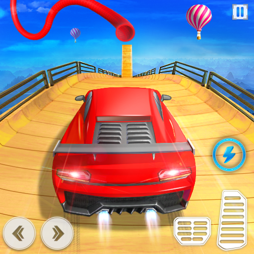 Mega Ramp Car Racing Stunts 3D: New Car Games 2021  4.5 MOD APK Dwnload – free Modded (Unlimited Money) on Android
