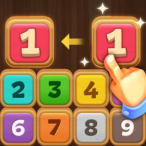 Merge Wood: Block Puzzle 2.1.1  MOD APK Dwnload – free Modded (Unlimited Money) on Android