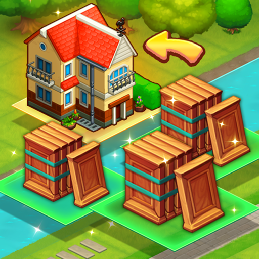 Merge train town! (Merge Games) 1.1.25 MOD APK Dwnload – free Modded (Unlimited Money) on Android