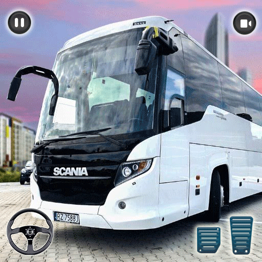 Modern Bus Simulator Drive 3D: New Bus Games Free 0.51 MOD APK Dwnload – free Modded (Unlimited Money) on Android